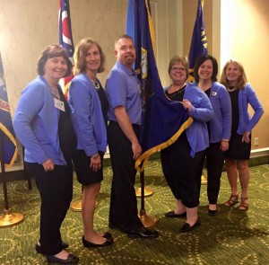 2015 PHIMA Delegates at the HOD during the AHIMA Convention